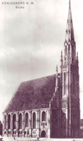 Church 19xx - Postcard