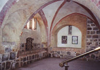 Die St. Mary's Chapel after the renovation 2002